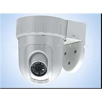 cctv security camera: Mini Constant Speed Dome Camera