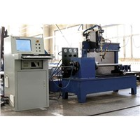 CNC Steel Pipe Cutting Machine