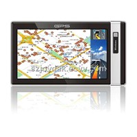 Car GPS Navigation with 7inch touchscreen and bluetooth