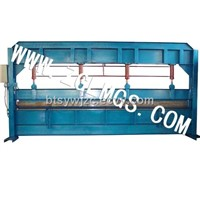Colored Steel Sheet Bending Machine