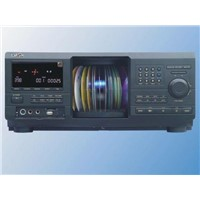 DVD Changer(400 disc changer)+USB+Card Reader