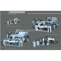 Extrusion Coaters and Laminators/Extrusion Coating Laminators