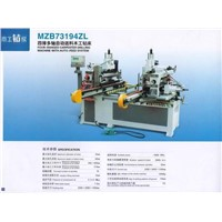 Four-ranged carpenter drilling machine with auot-feed system
