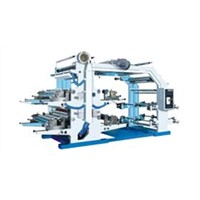 GWTY Model Series Flexography Printing Machine