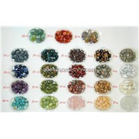 Gemstone / Semi precious pebbles