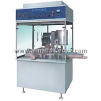 Liquid Bottle Filling Machine & Corking Machine (HGS)
