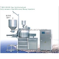 Intelligent Mixing & Granulating Machine (HLSG)