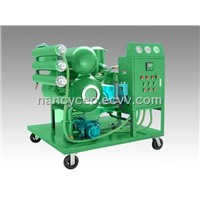 High Vacuum Insulating Oil Filtration Machine Series ZY
