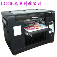 High speed inkjet flatbed printer