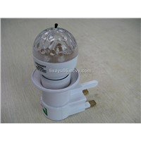 LED Anion air Purifying lamp