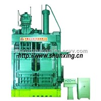 MDY-400 Model Hydraulic Pressure Packing Machine