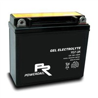 Motorcycle Battery (YG7-3A)