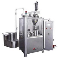 NJP Series Fully Automatic Capule Filling Machine