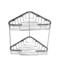 Bathroom Accessory( Netlike Shelf, Glass Shelf)