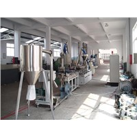PET FLAKES RECYCLING PRODUCTION LINE