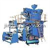 PP Rotary Die-head Blowing Film Line