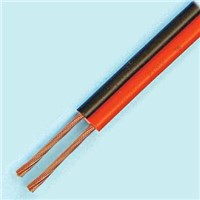 PVC-insulated flat flexible wire(UL2468 Cable)