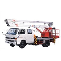 PY5050JGKZ16 Aerial platform vehicle