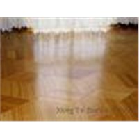 Patterned Bamboo Flooring