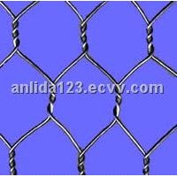Reversed twist Hexagonal wire mesh