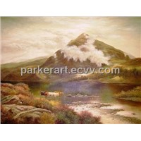 Scenery Oil Painting (FJ0025)