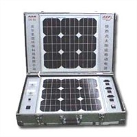 Solar Portable Power