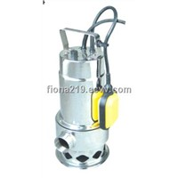 Stainless steel garden submersible pump