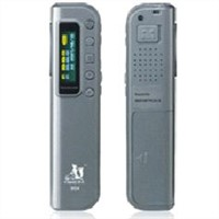 Voice recorder pen with music play function