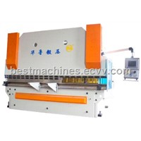WS67K CNC PRESS BRAKE MACHINE