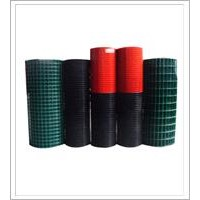 Welded wire mesh PVC coated