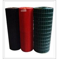 Welded Wire Mesh - PVC Coated