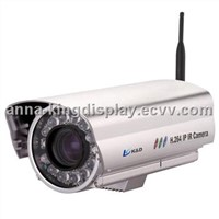 Wireless IP IR waterproof camera---NVC03WD-23X
