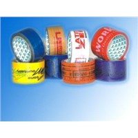 bopp packing printed tape