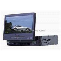 in dash car dvd player