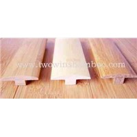 laminated/strand woven bamboo accessories-stair nosing,T-moulding,reducer