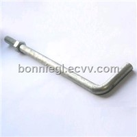offer anchor rod, anchor coupling,L bolts