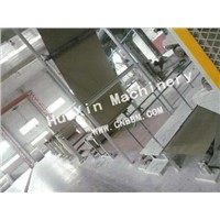 paper-faced gypsum board equipment