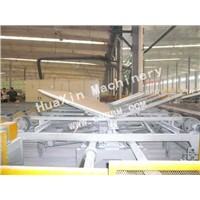paper-faced gypsum board machinery