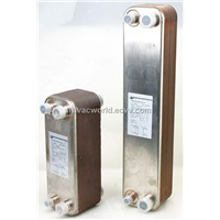 plate brazed heat exchanger