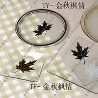 tempered glass  tableware