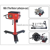 On-Car Rotor Lathe (W-03)