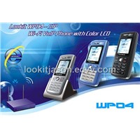 sip wifi voip phone(approved by CE,ROHS,FCC)