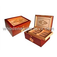 wooden cigar boxes