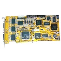 16-Channel DVR Card  H.264 Hardware Compression
