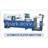 (Semi-)Automatic DIECUTTER MACHINE