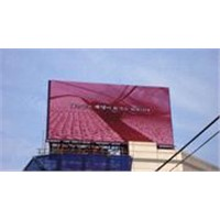 16mm outdoor led video display