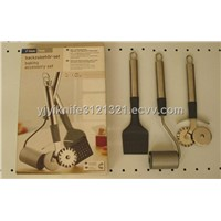 3pc Baking Accessory Set (YLC001)