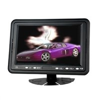 7inch color TFT Car monitor with touch