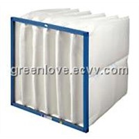 Air Filters-Pocket Air Filter F7