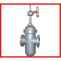 Cast Steel Parallel Gate Valve